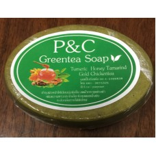 P&C Green Tea Soap