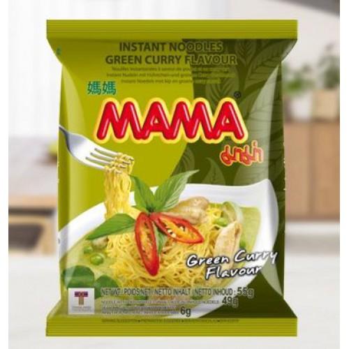 Green Curry Mama