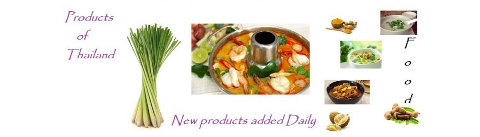 Exotic Thai Foods