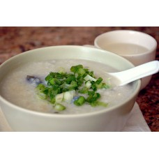 Instant Rice Porridge Pork Flavor